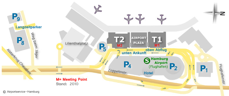Hertz Car Hire Hamburg Airport